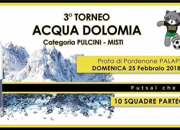 Torneo Acqua Dolomia