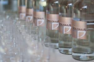 10 anni di acqua Dolomia