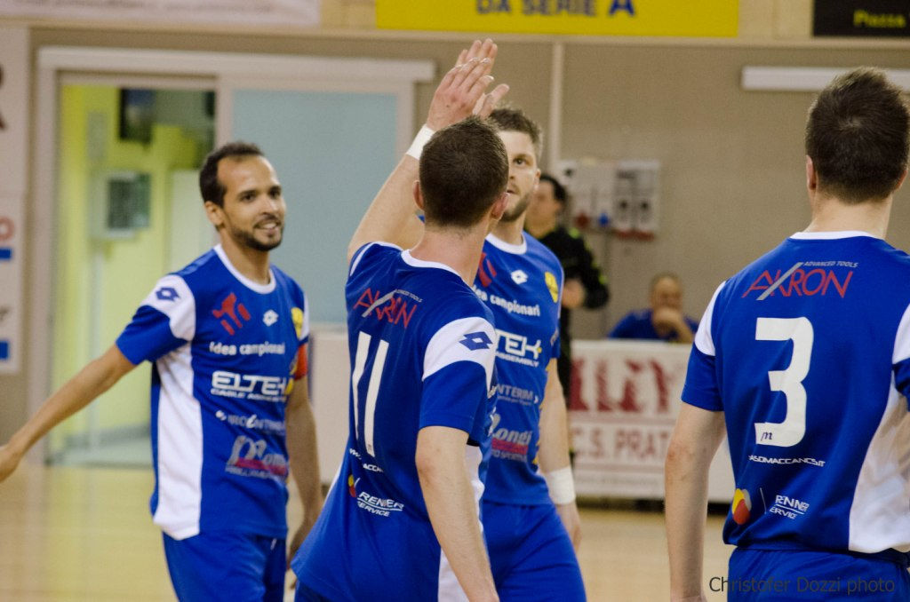 Maccan - SVT Futsal 8-04-2016