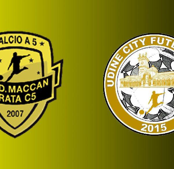 Maccan - Udine City