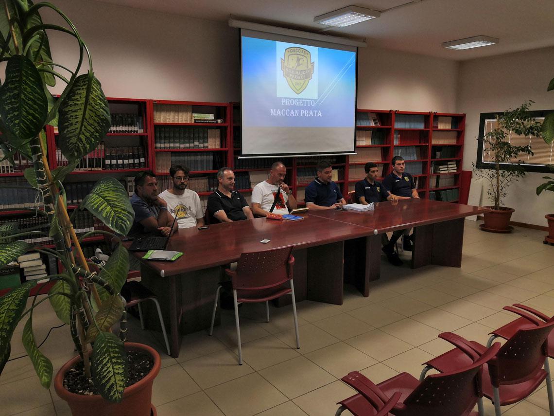 presentazione del settore giovanile