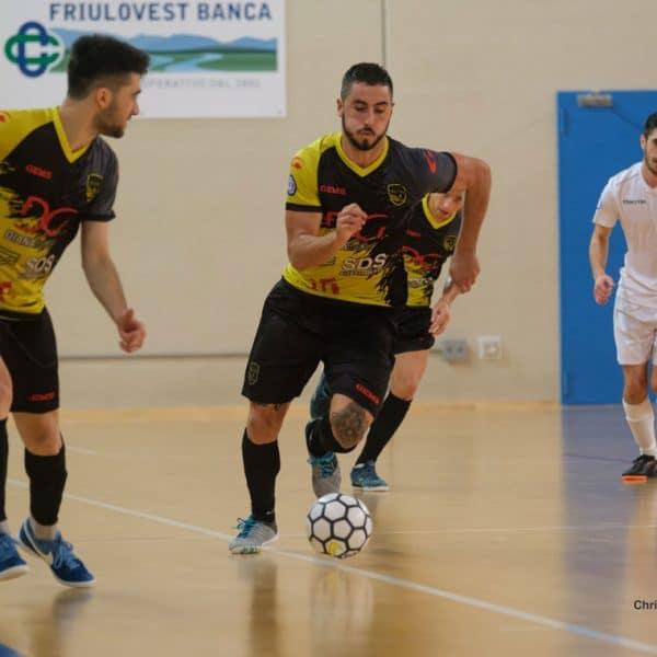 Il Maccan conquista tre punti con l'Udine City