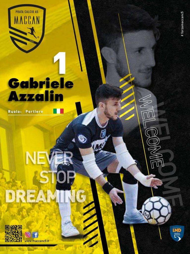 Gabriele Azzalin