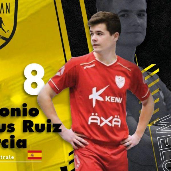 Antonio Jesus Ruiz Garcia