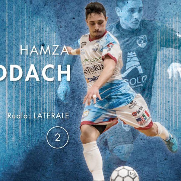 Hamza Ouddach